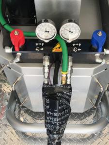 Polyurethane Proportioning Machine